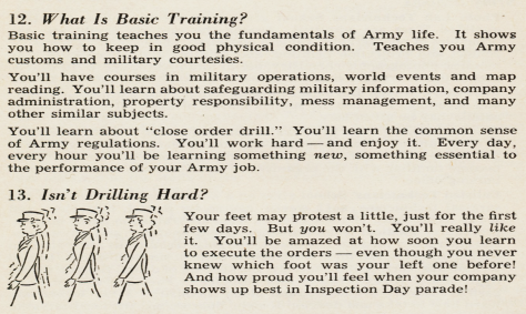 basic training description