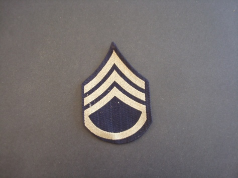 WAC badge-staff sargent