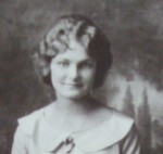 Martha (She would have been 15 or 20 years older than the girl in the photo when Aunt Marian lived with her)
