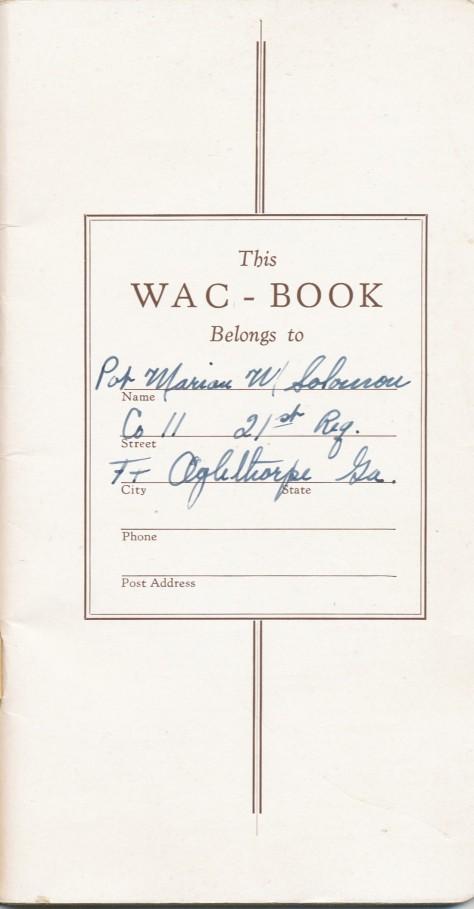 WAC book 2
