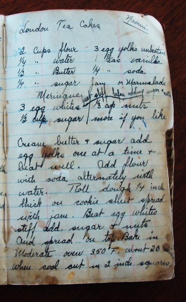 Have Old Fashioned Tea Cake Recipe