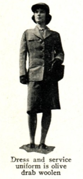 WAC dress uniform